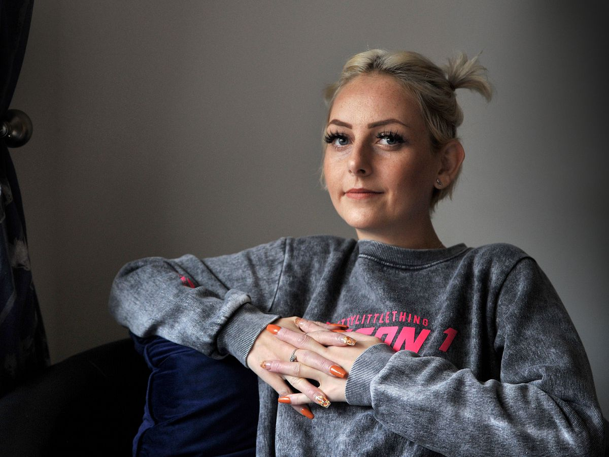 Megan Smith, 26, from Kidderminster