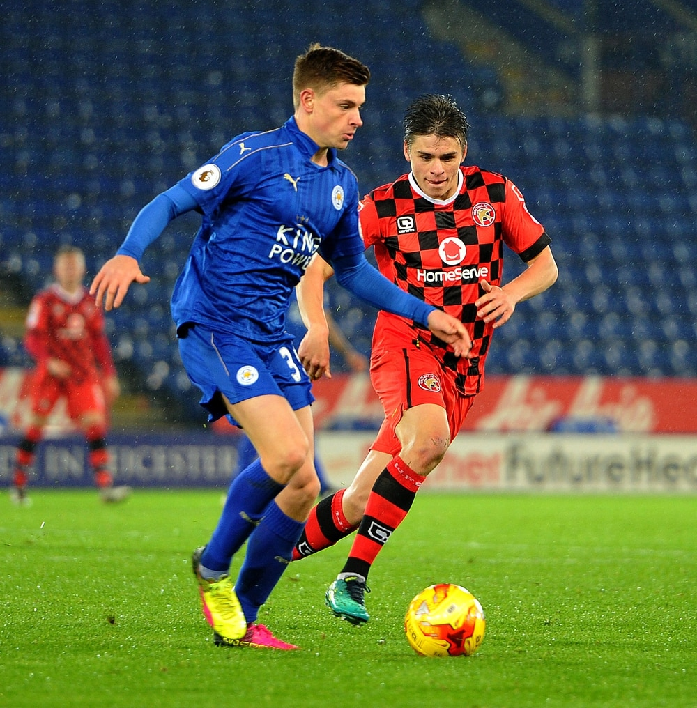 Harvey Barnes: West Bromwich Albion sign Leicester City winger on loan