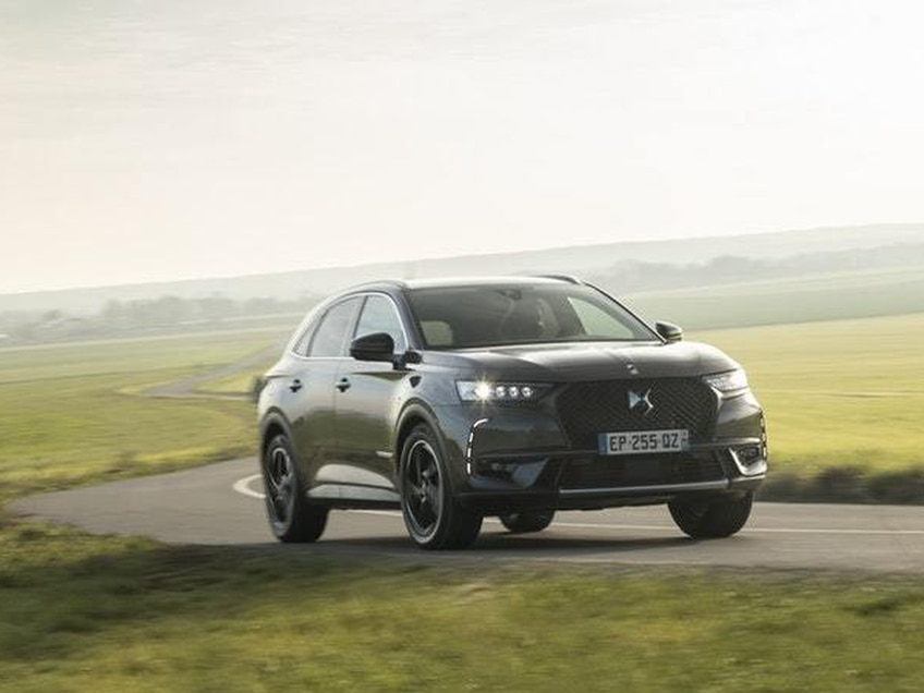 First Drive: DS 7 Crossback brings French flair to the premium SUV market