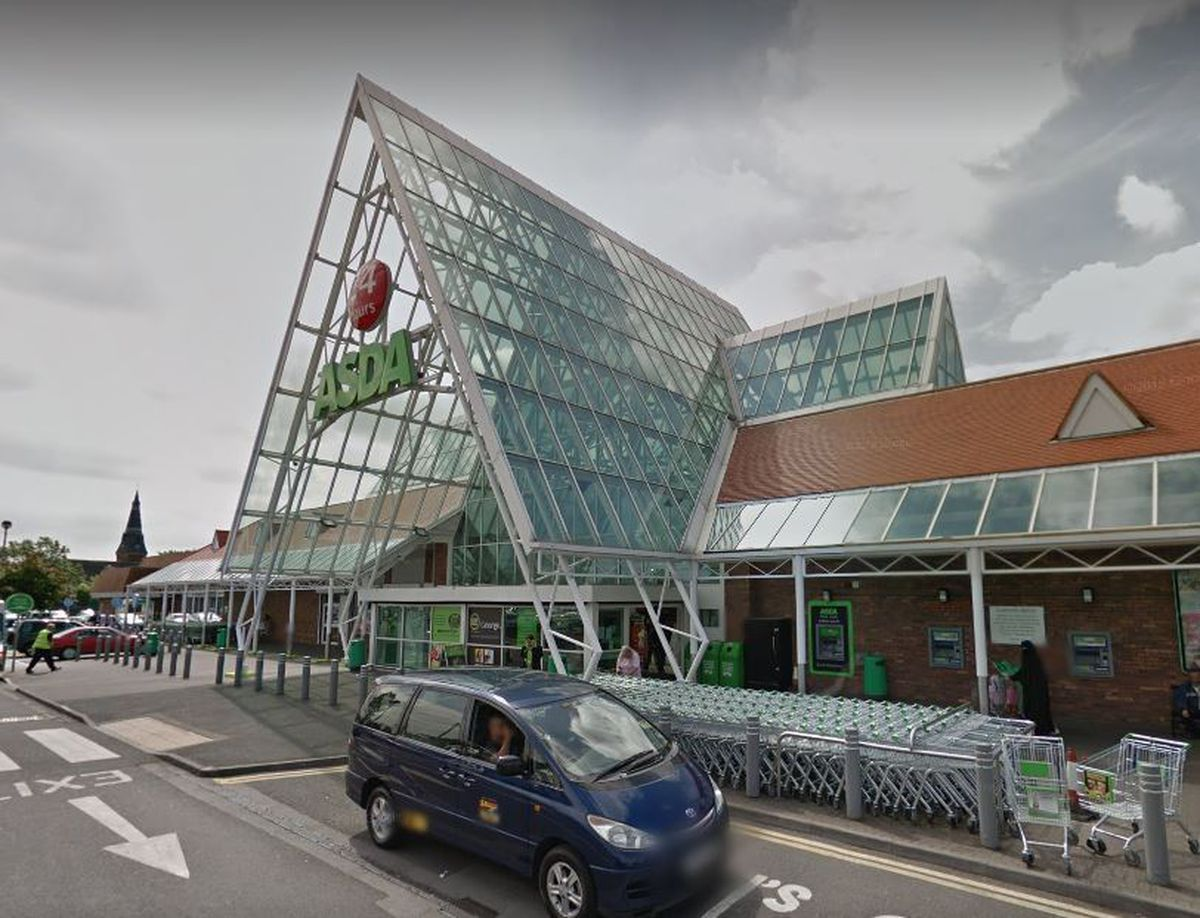 Asda's Small Heath store is thought to have been chosen. Photo: Google StreetView.