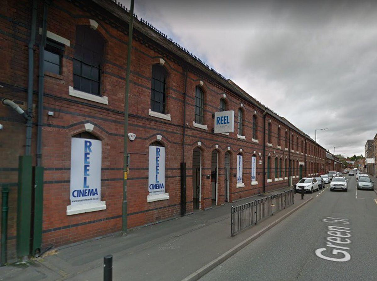 Reel Cinema, in Kidderminster. Photo: Google Maps