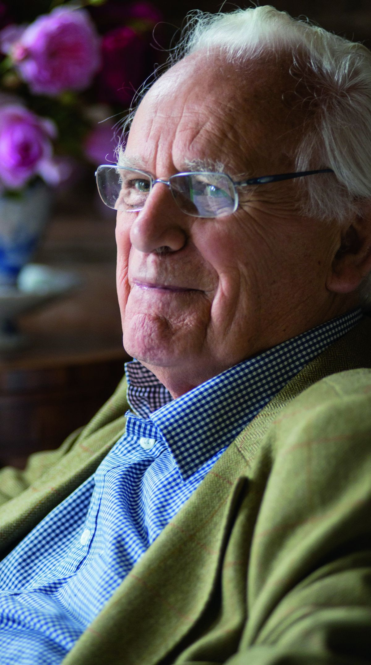 David Austin pictured in 2016