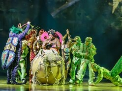 Cirque du Soleil: OVO, Arena Birmingham - review with pictures