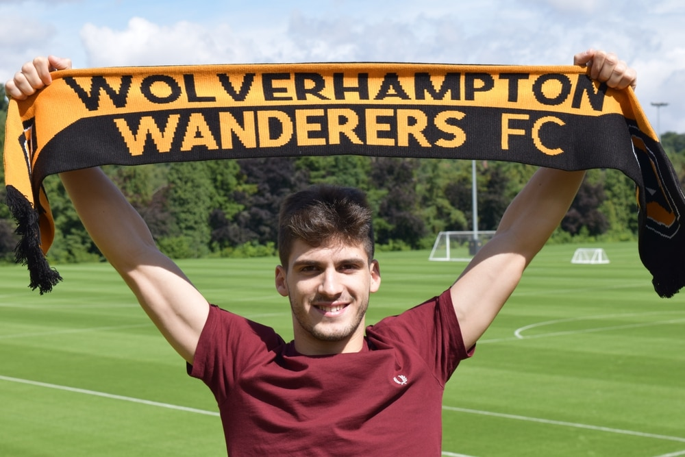 Wolves New Signing Who Is Ruben Vinagre Express Amp Star
