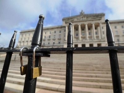 DUP politicians 'ready to get back into government without preconditions'