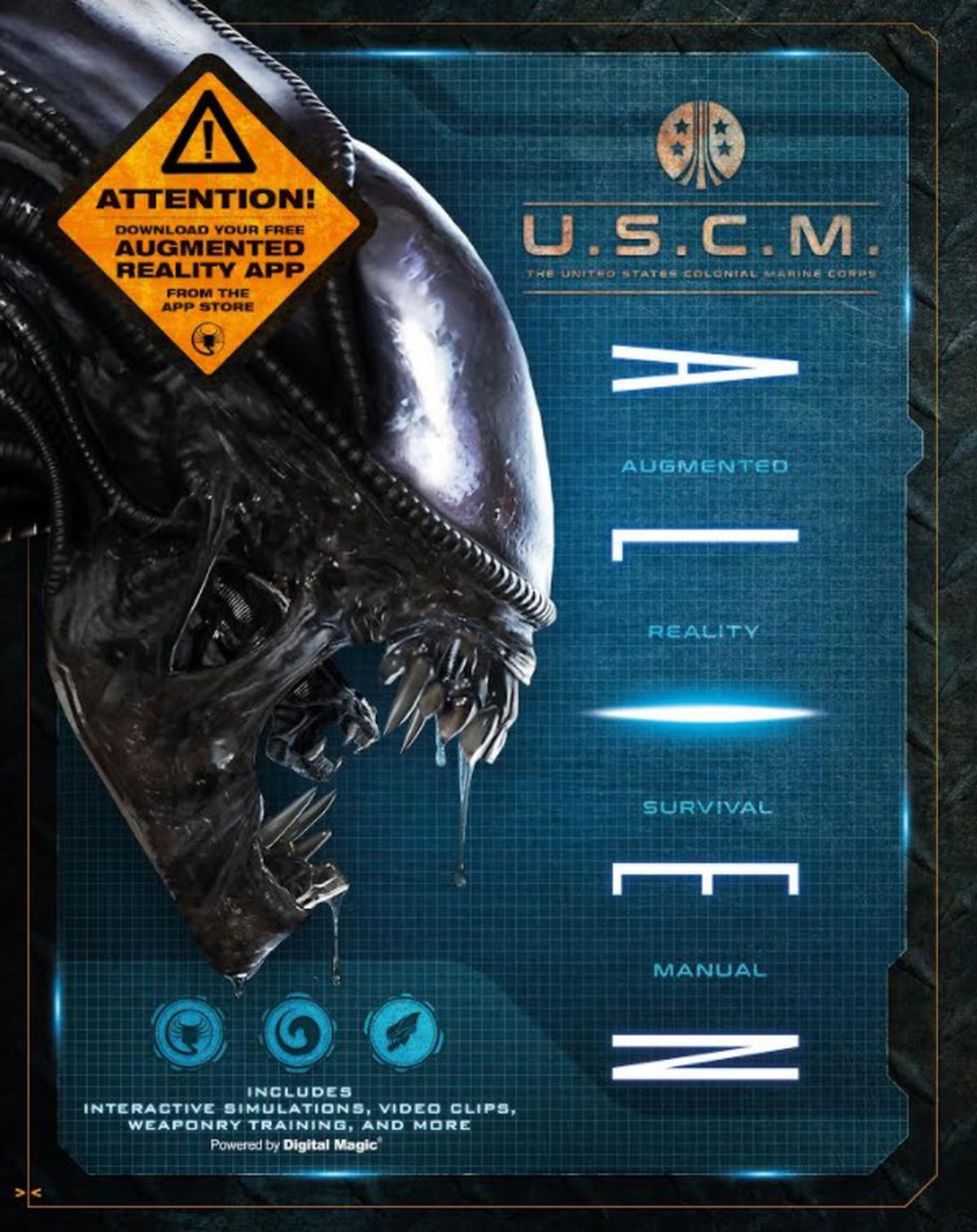 Alien: Augmented Reality Survival Guide