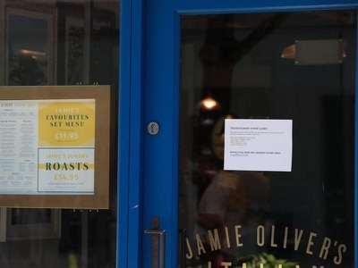Which Jamie Oliver restaurants are closing?