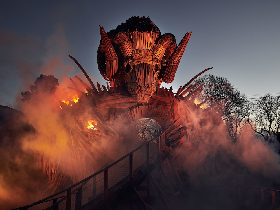 Wicker Man, Alton Towers - Review