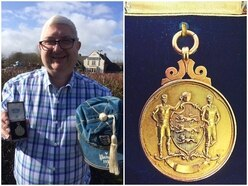 Medal from Wolves' famous Wembley win to fetch £30k at sale