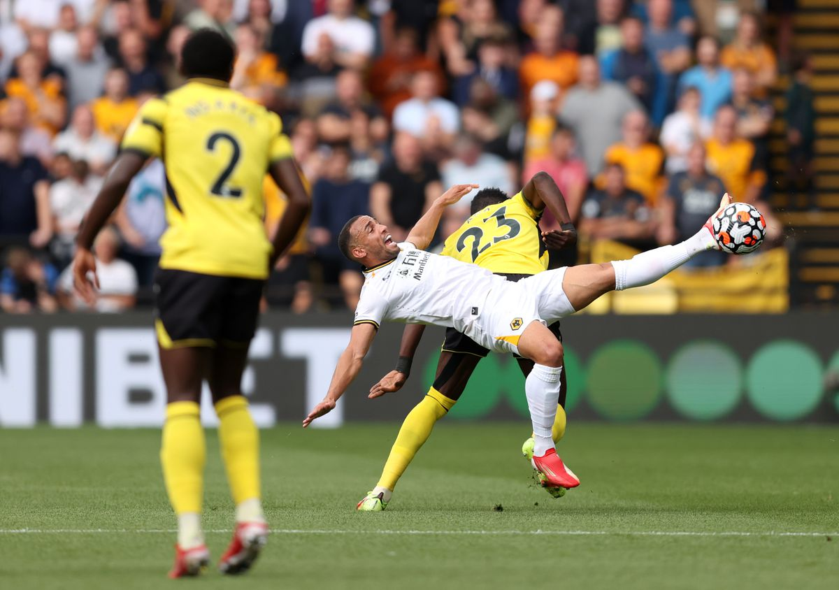 Wolves in action against Watford (Photo: Wolves/Getty)