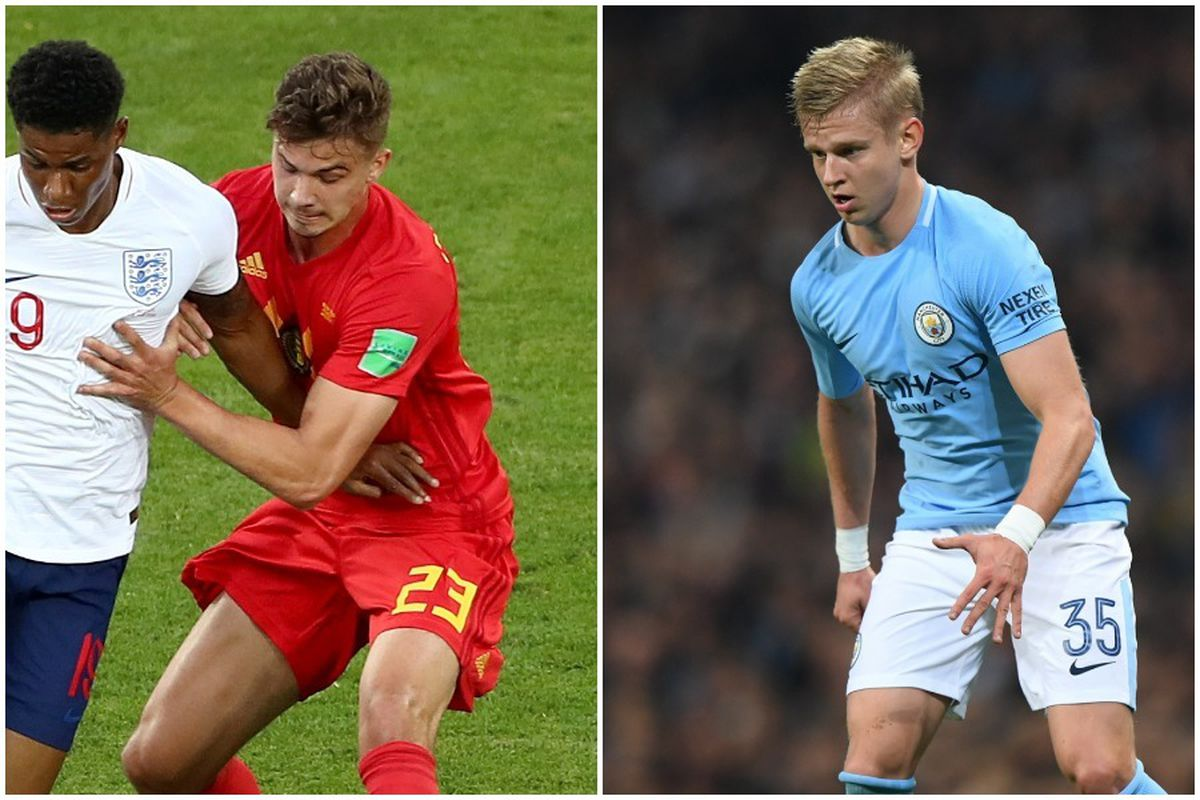 Leander Dendoncker and Oleksandr Zinchenko could become Wolves players tomorrow