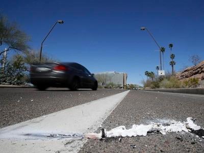 Self-driving Uber car 'should have sensed woman' before fatal crash