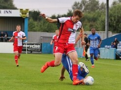 More goals to come for Kidderminster Harriers as Joe Ironside gets off the mark