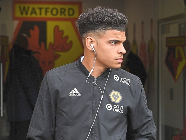 Young Lion Morgan Gibbs-White plans big impact with Wolves
