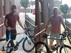 Two of three stolen bikes worth thousands returned to Stafford Ironman competitors