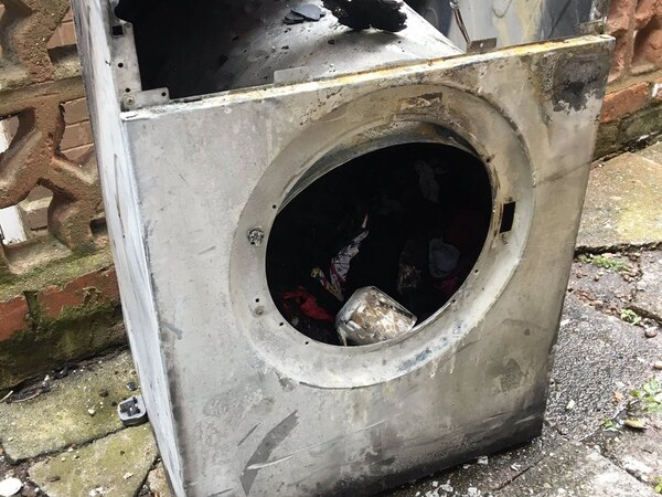 Tumble dryer blaze prompts new alert
