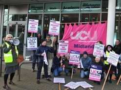 Wolverhampton College staff offered 1.25 per cent pay rise as row continues