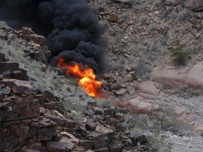 Fourth Briton dies after Grand Canyon helicopter crash