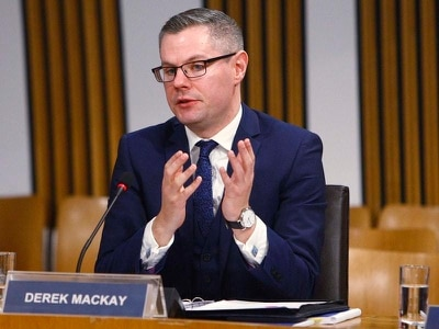 More than half of Scots support income tax rise, poll says