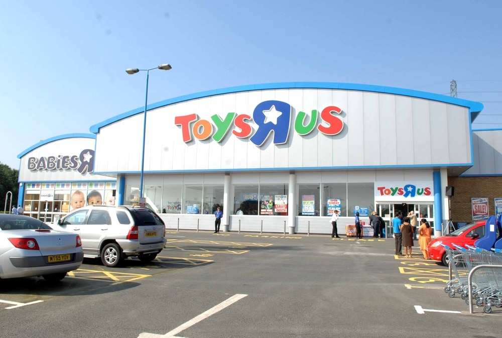 Toys R Us restructure 'in the balance'
