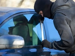 Car thefts soar in Staffordshire