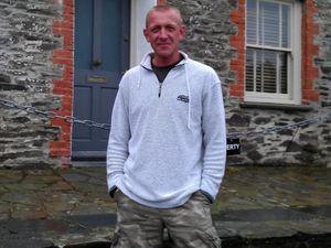 Warren Millington, known as Woz. Photo: Nick Irving, Irving of Exeter