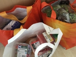 Voucher-free food drops organised for families in Cradley