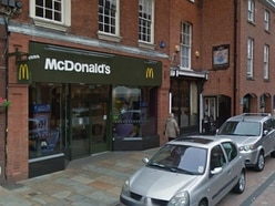 Teen hit with £1k bill after punching McDonald's self-service machine