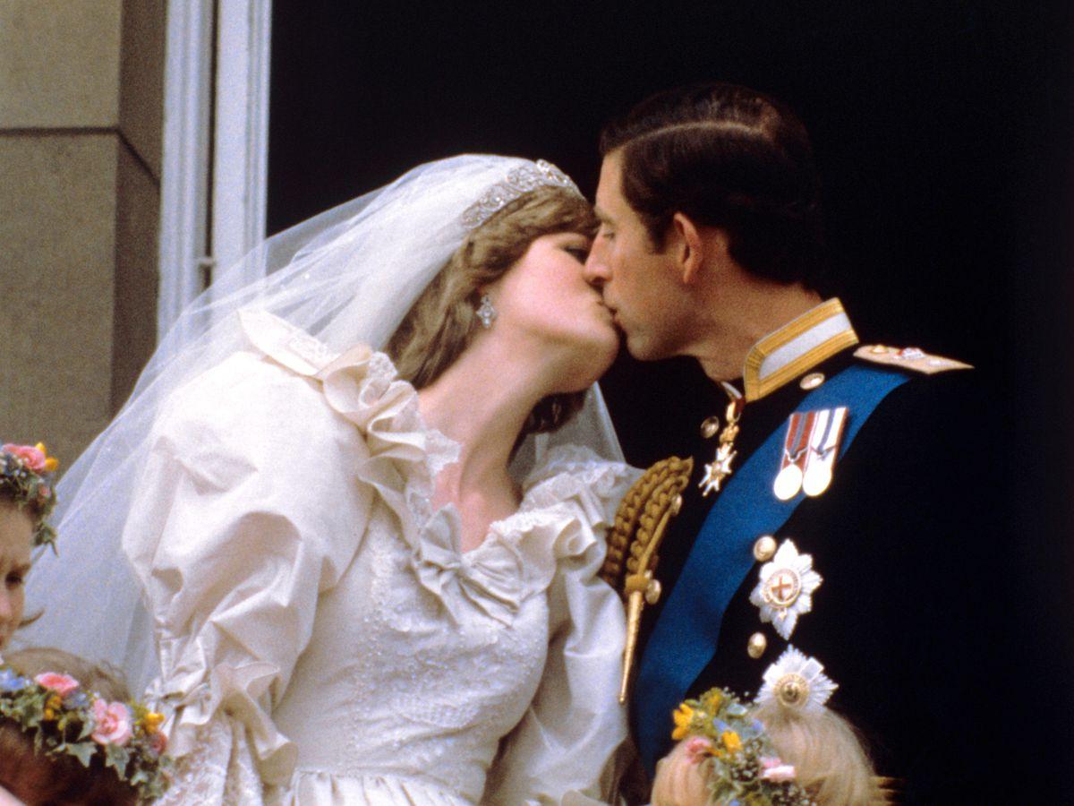 The doomed Royal Wedding