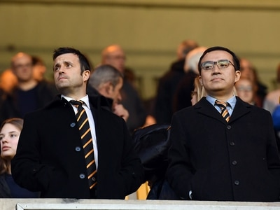 Fosun looking at Wolves global expansion