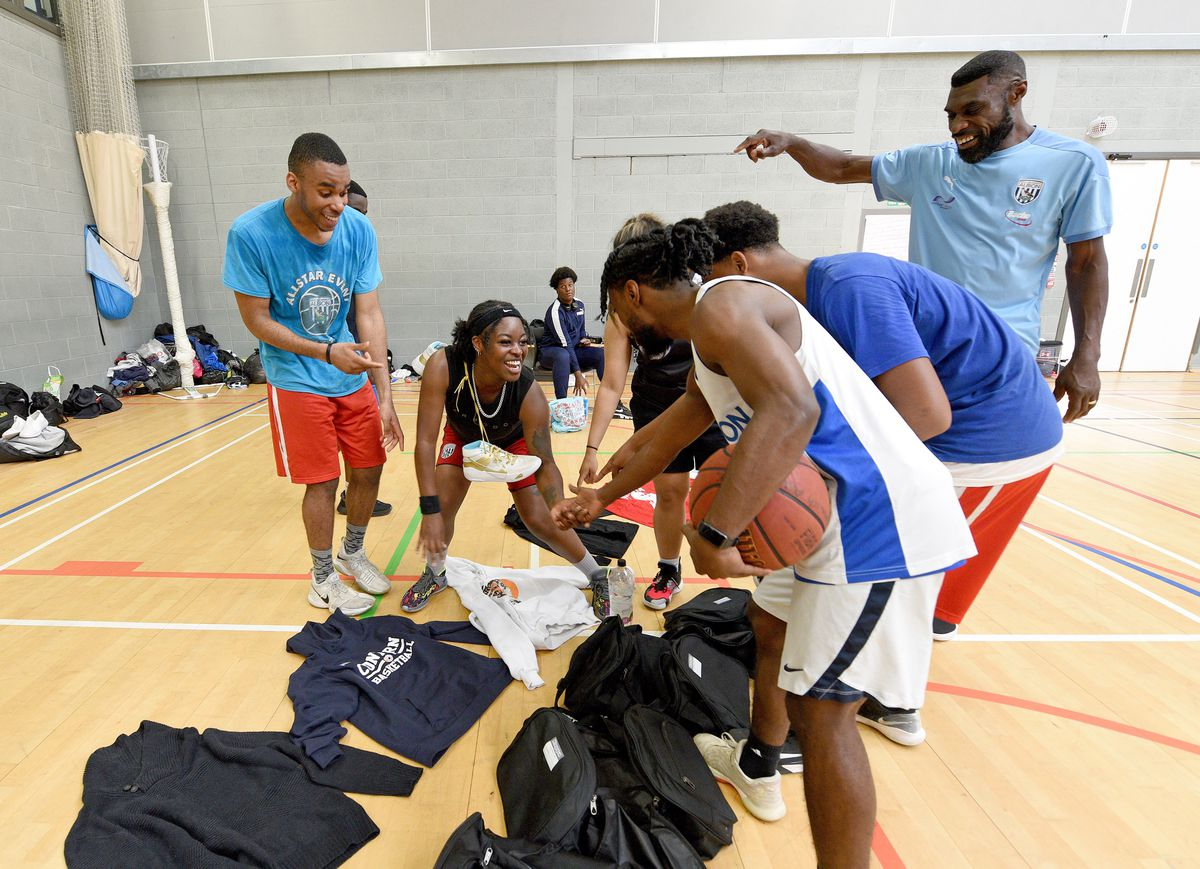 West Bromwich Albion Foundation Basketball club has launched a new shoe exchange programme