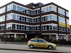 Old office block to be converted into flats