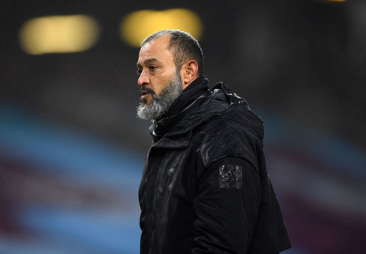 Nuno is ready for a 'bad' pitch at Chorley (AMA)