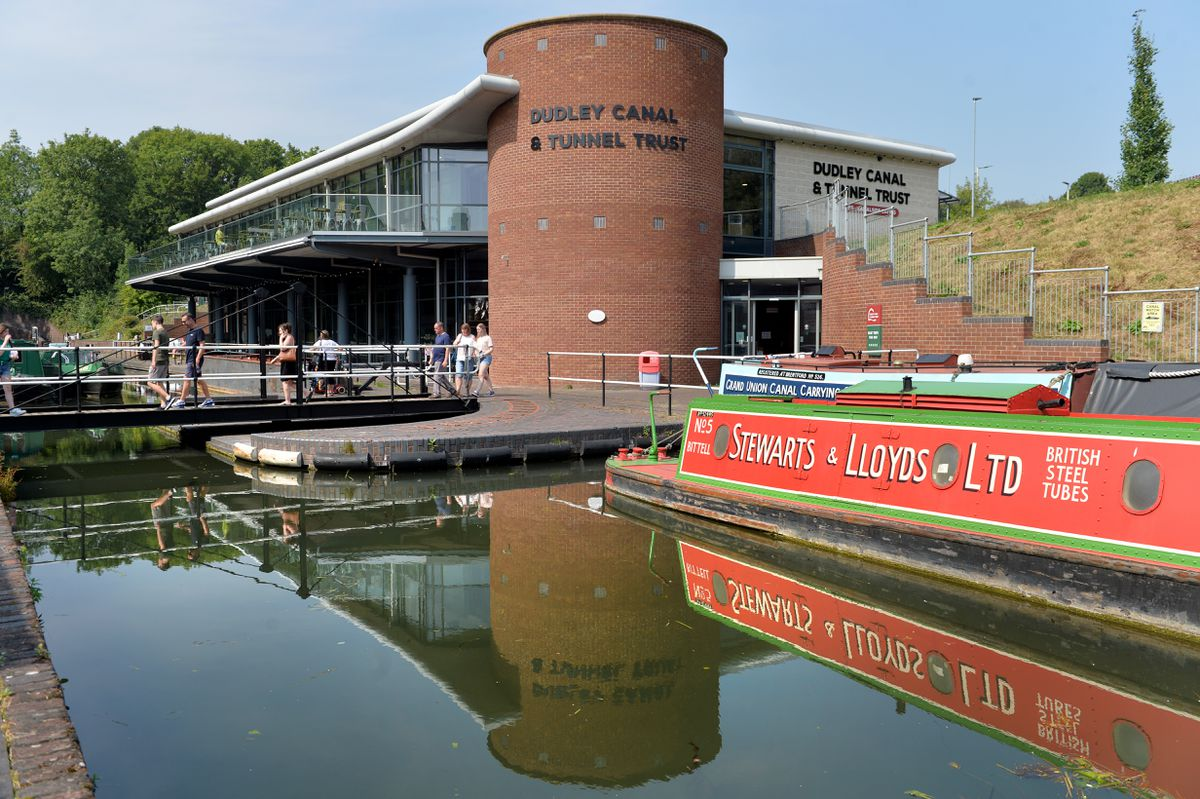 Dudley Canal and Tunnel Trust is hoping to host more weddings at its site in Birmingham New Road, Dudley