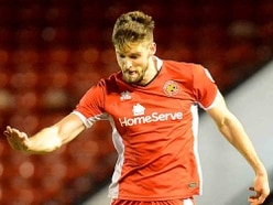 Walsall's Jon Guthrie shares joy at playing every game