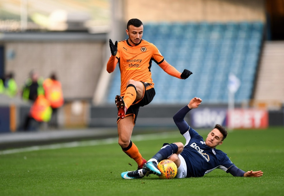 Wolves held to draw by Millwall