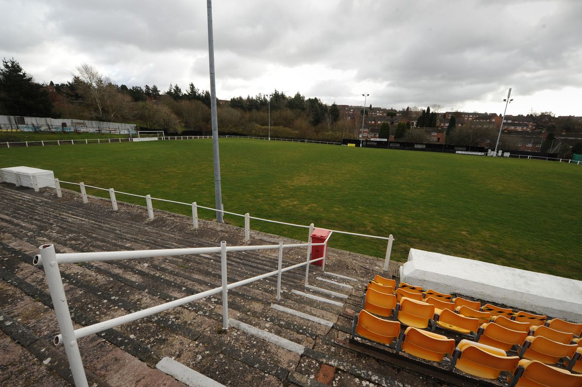 Gornal Athletic FC, Garden Walk Stadium, Lower Gornal, Dudley