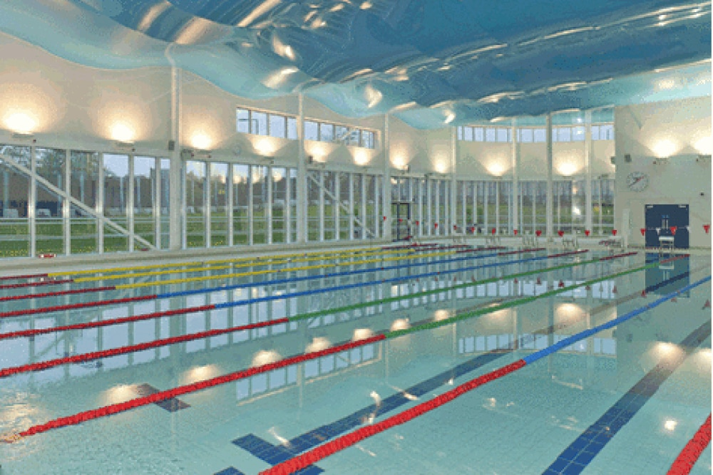 New Swimming Pool Too Cold Say Visitors Express Star