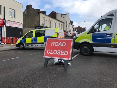 Man, 22, dies after West Bromwich hit-and-run