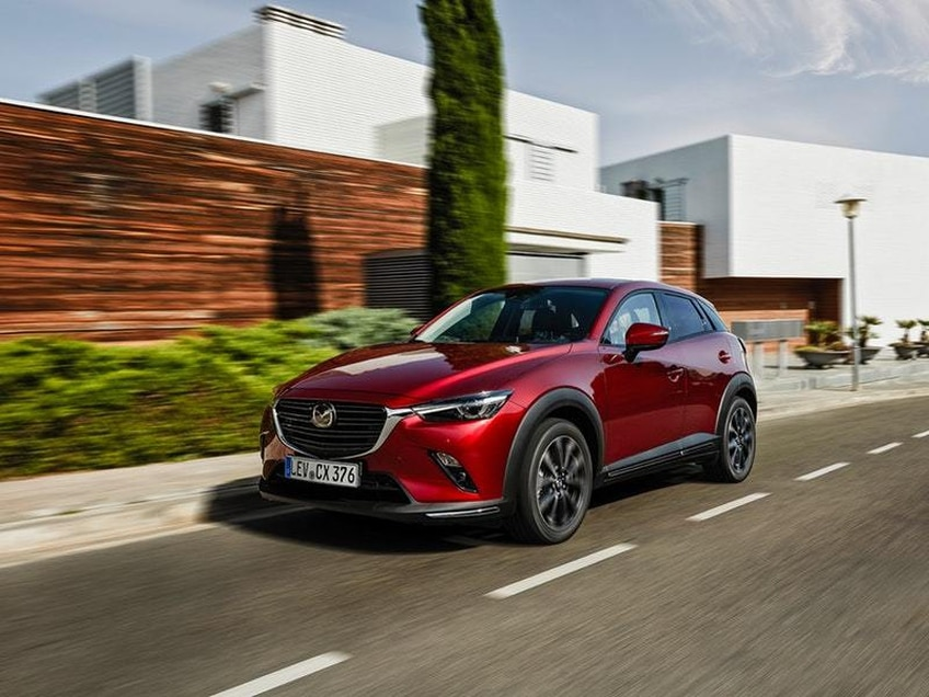 Facelifted Mazda CX-3 is still a strong crossover contender