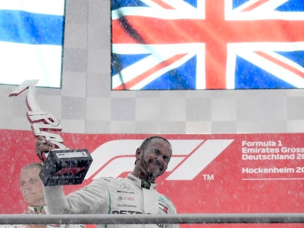 5 things we learned from Lewis Hamilton's German Grand Prix victory