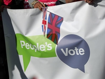 People's Vote campaign announces plans for march weekend before Brexit day