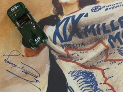 Petrolheads' delight as restoration firm hosts motor memorabilia auction