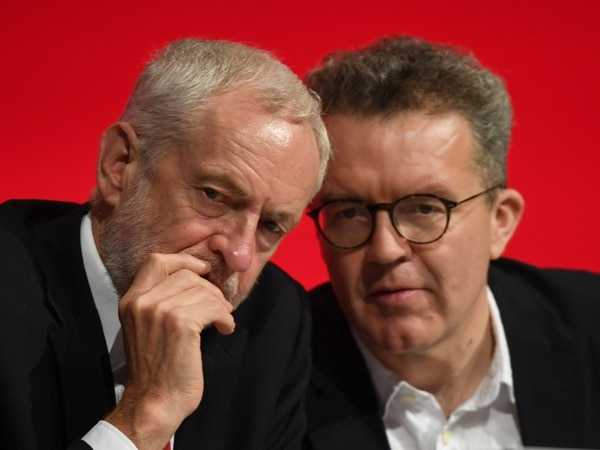 Tom Watson: Too early to say how Labour will vote on Theresa May's Brexit plan