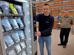 Black Country firm creating PPE vending machines