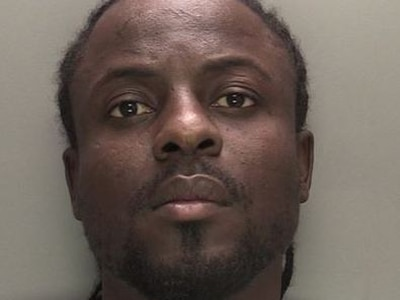 JAILED: Gunman tried to drown Pc in storm drain tunnel fight