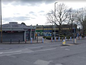 The crash happened at the junction of High Street and Market Street. Photo: Google