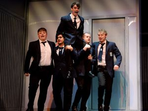 The History Boys arrived at Wolverhampton Grand this week