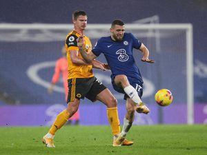 Leander Dendoncker of Wolverhampton Wanderers and Mateo Kovacic of Chelsea. (AMA)