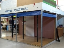 West Bromwich market rent cut is 'one off'